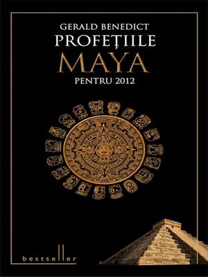 cover image of Profețiile Maya
