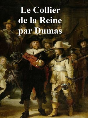 cover image of Le Collier de la Reine