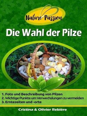 cover image of Die Wahl der Pilze
