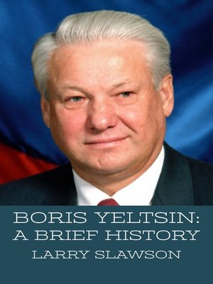 cover image of Boris Yeltsin