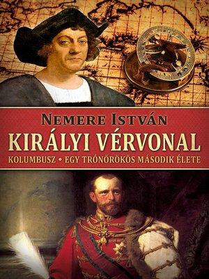 cover image of Királyi vérvonal