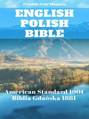cover image of English Polish Bible