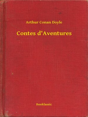 cover image of Contes d'Aventures