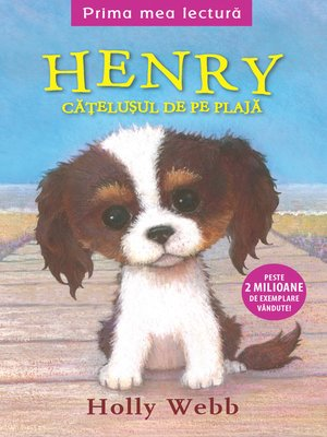 cover image of Henry, Catelusul De Pe Plaja