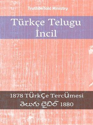 cover image of Türkçe Telugu İncil