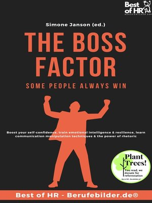 cover image of The Boss Factor! Some People always Win