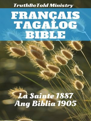 cover image of Bible Français Tagalog