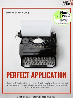cover image of Perfect Application