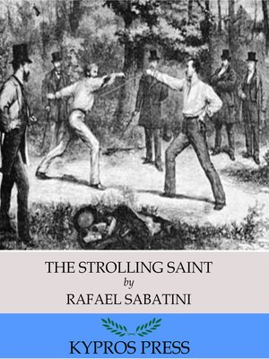 cover image of The Strolling Saint