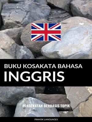 cover image of Buku Kosakata Bahasa Inggris