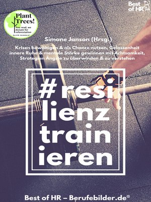 cover image of Resilienz Trainieren