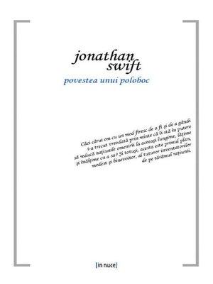 cover image of Povestea unui poloboc