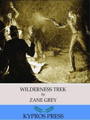 cover image of Wilderness Trek