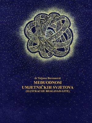 cover image of Međuodnosi umjetničkih svjetova