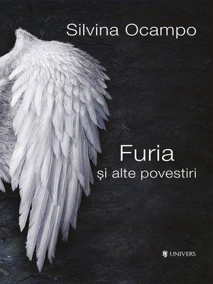 cover image of Furia și alte povestiri