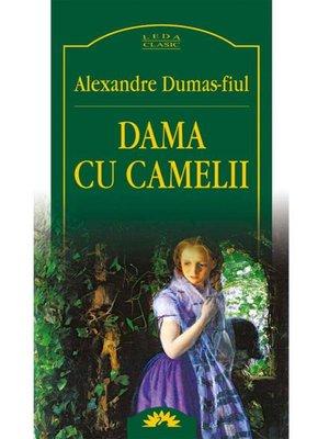cover image of Dama cu camelii