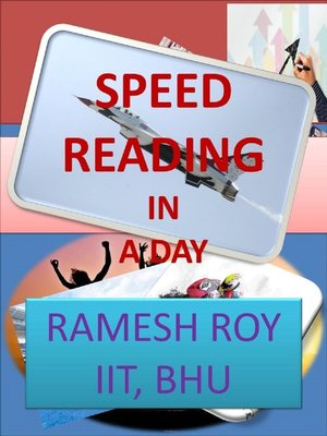 cover image of Speed Reading in a Day