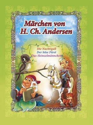 cover image of Märchen von H. Ch. Andersen