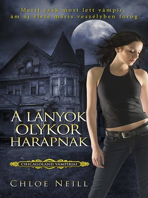 cover image of A lányok olykor harapnak