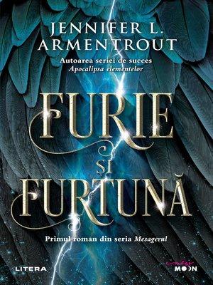 cover image of Furie si furtuna
