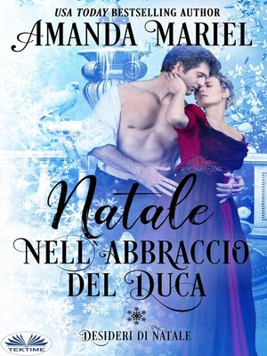 cover image of Natale Nell'Abbraccio Del Duca