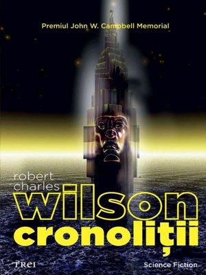 cover image of Cronoliții