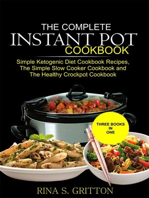 cover image of The Complete Instant Pot Cookbook