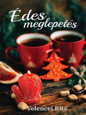 cover image of Édes meglepetés