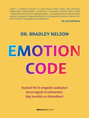 cover image of Emotion Code