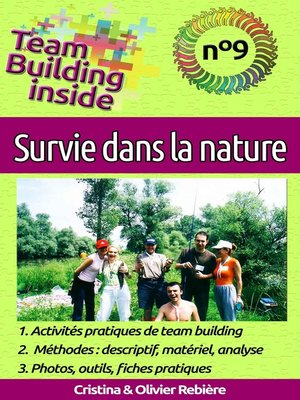 cover image of Team Building inside n°9 - survie dans la nature