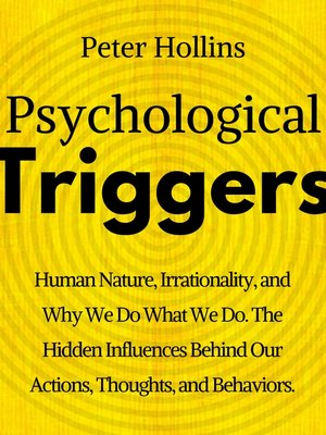 cover image of Psychological Triggers
