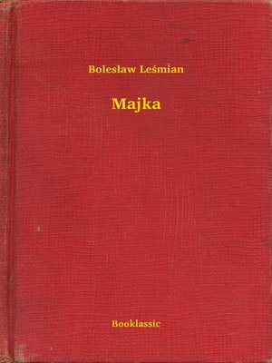 cover image of Majka