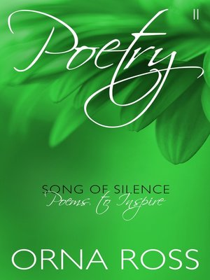 cover image of Poetry II