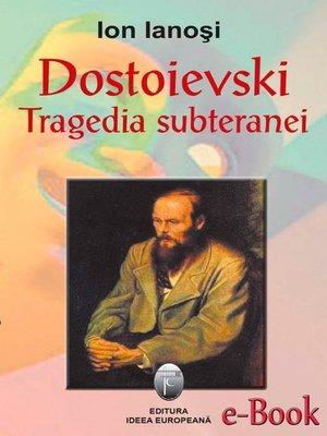 cover image of Dostoievski, tragedia subteranei