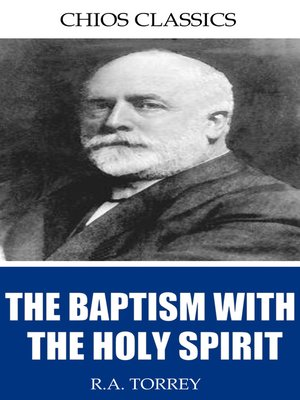 cover image of The Baptism with the Holy Spirit