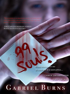 cover image of 99 Souls