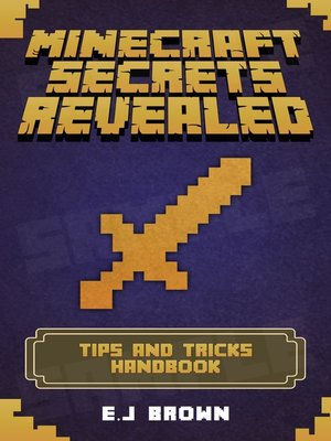 cover image of Minecraft Secrets Revealed