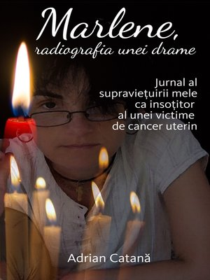 cover image of Marlene, radiografia unei drame