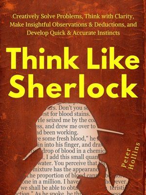 cover image of Think Like Sherlock