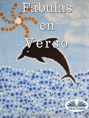 cover image of Fábulas En Verso