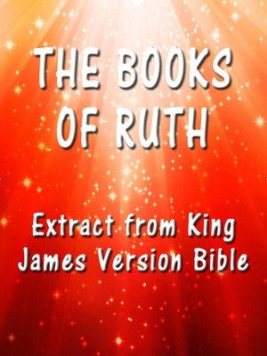cover image of The Book of Ruth