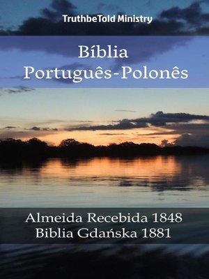 cover image of Bíblia Português-Polonês