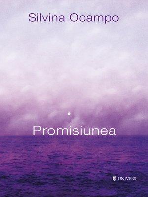 cover image of Promisiunea