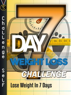 cover image of 7-Day Weight Loss Challenge