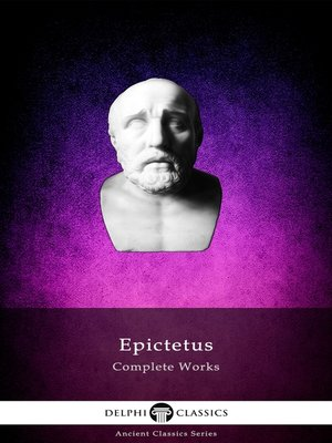 cover image of Delphi Complete Works of Epictetus