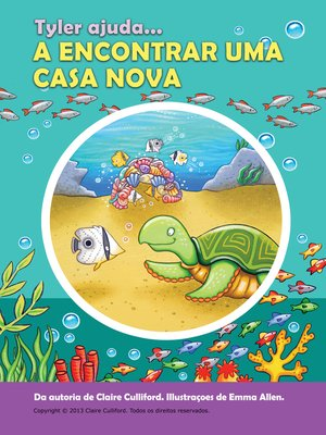 cover image of Tyler Ajuda A Encontrar Uma Casa Nova