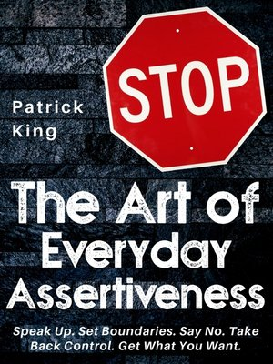 cover image of The Art of Everyday Assertiveness