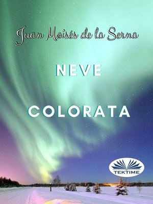 cover image of Neve Colorata
