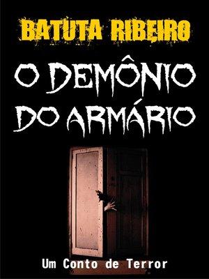 cover image of O demônio do armário