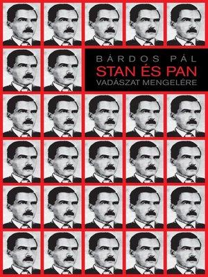 cover image of Stan és Pan